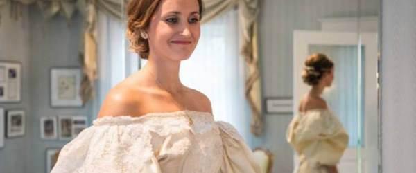 代代相傳!歷經120年的家族婚紗