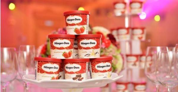 Häagen-Dazs™ 比傳統喜餅更得人心