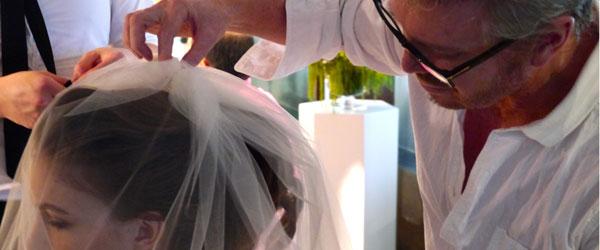 Kim Robinson 大談2014 新娘髮型