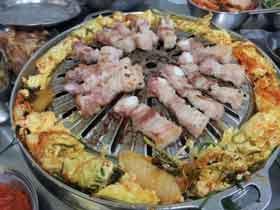 孔德 烤肉街마포 갈매기