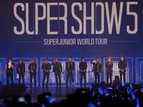 尤如綜藝節目的演唱會 《Super Show 5》