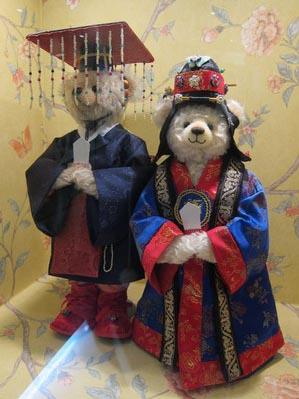 帶您暢遊濟州Teddy Bear Museum