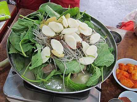 祖傳三代的太袓馬鈴薯豬骨湯