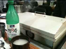 Loco Loco貝殼蒸(로꼬로꼬 조개찜)的海鮮寶盒