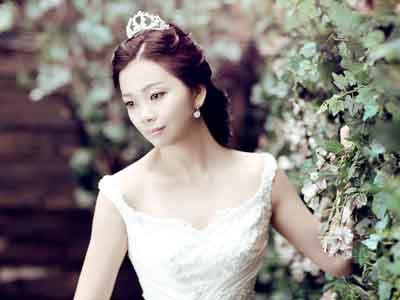 即睇即學!韓式超自然新娘妝