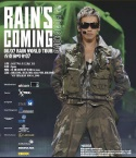 rain's coming