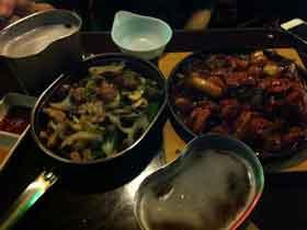 另類韓式炒辣雞닭날다 (Flying Chicken)