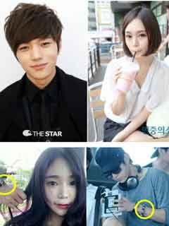 Infinite成員 L 與金度妍的熱戀傳聞