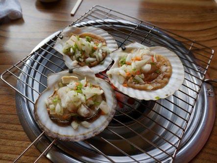 釜山松島海邊嘆美食