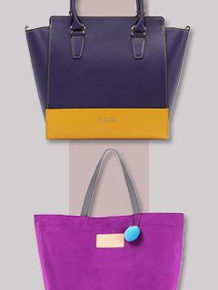 送你韓國人氣品牌le-junev時尚手袋!