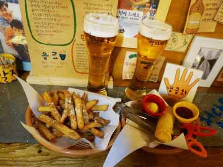 韓國小酒館