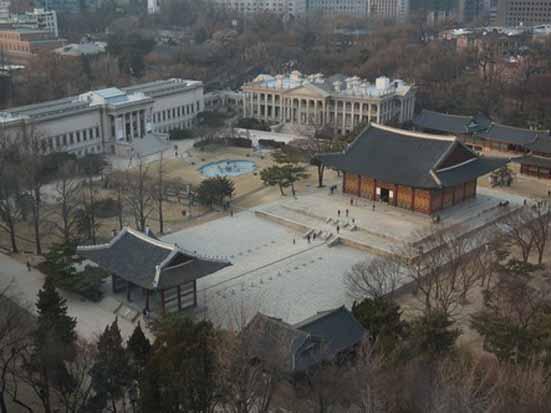 首爾中心瞭望臺