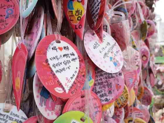 帶你逛首爾仁寺洞(2) —— 屋頂的小浪漫