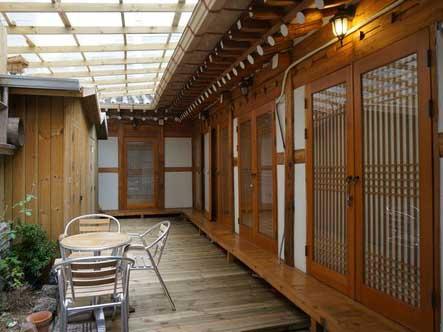 住宿系列 ~ 韓國傳統式住屋