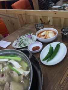 首爾新發現(二)——不吃辣之選「孔陵一隻雞」