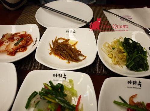 【阿利水】韓國料理,小菜還是大勝啦!