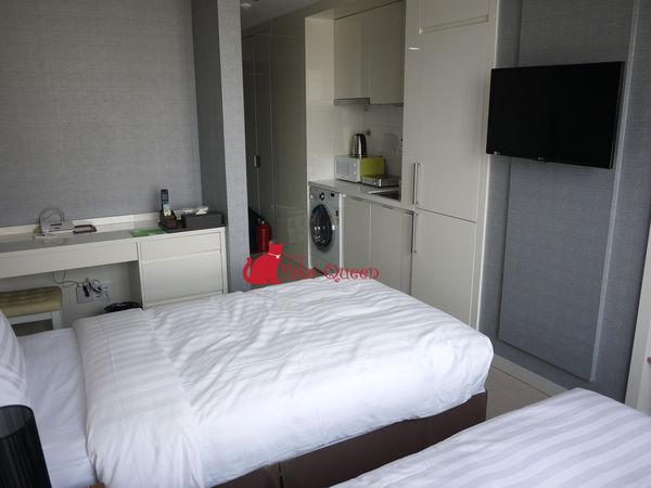 【首爾飯店推薦】新村愛威爾8服務公寓酒店Shinchon Ever8 Serviced Residence~靠近梨大