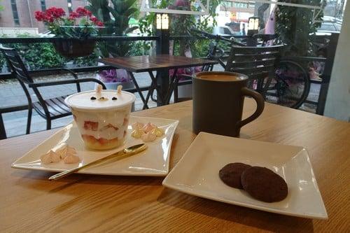 首爾可愛蛋糕CAFE@莎拉