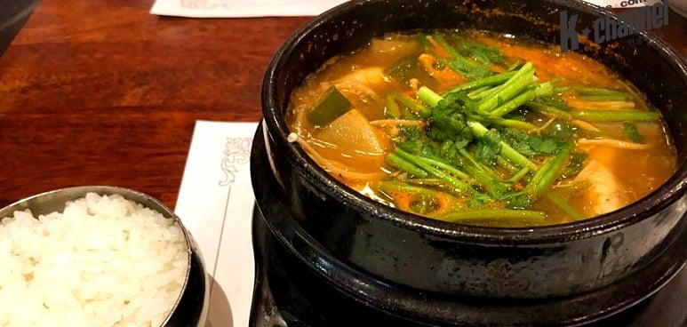 【韓國冬天補身必吃】暖身進補魚卵湯
