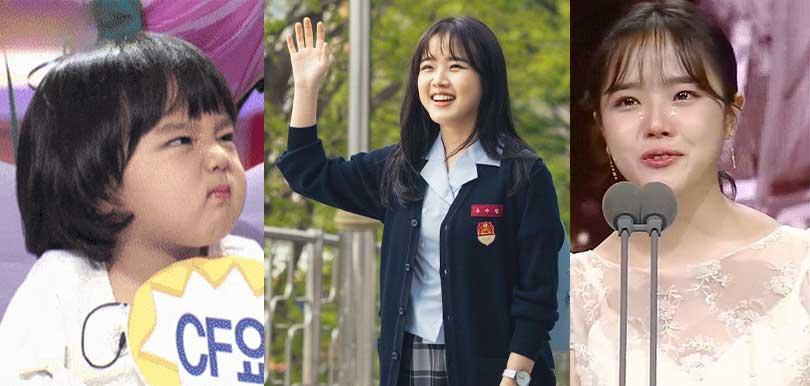 《18歲的瞬間》金香起由2歲童星到19歲韓劇女主角 演藝年資長過唔少前輩!