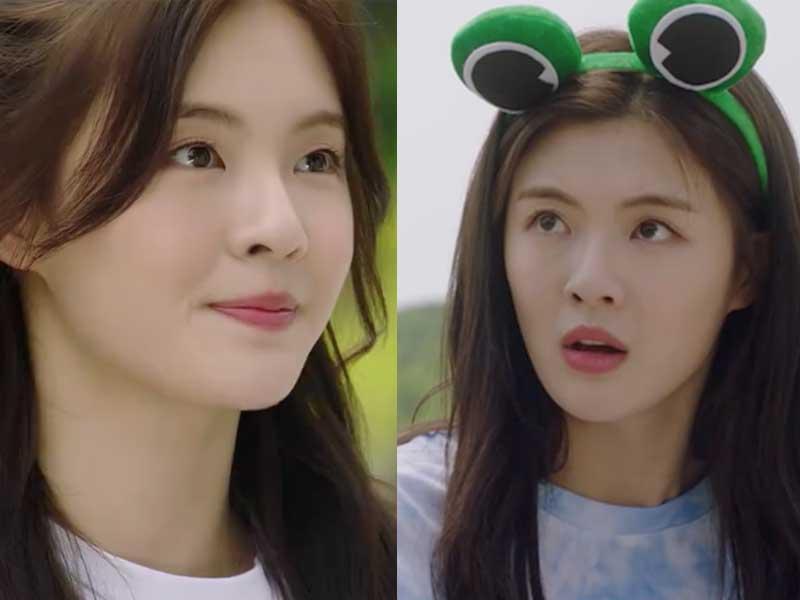 劇中李善彬飾演宋承憲的大學學妹「鄭秀賢」