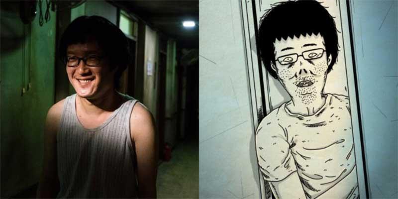 不少網友已經驚嘆任時完、李姃垠等人完美複製角色