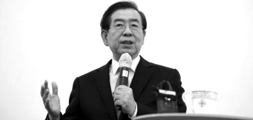 曾是「韓國長毛」、目指總統大選!首爾市長朴元淳被發現死亡