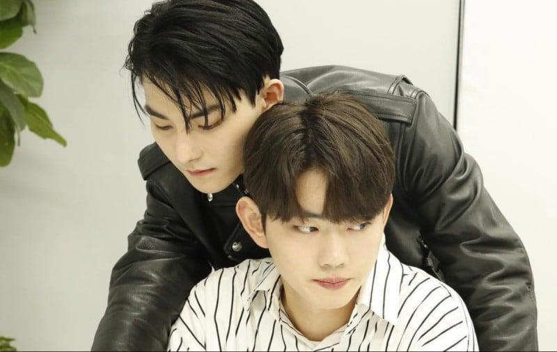 許玹準和洪泰藝即將上演愛情故事