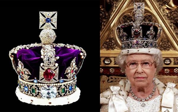 甚麼是美麗的誤會?像英女皇王冠上面那顆黑王子的紅寶石 (Black Prince's Ruby),其實是一顆紅色尖晶石。