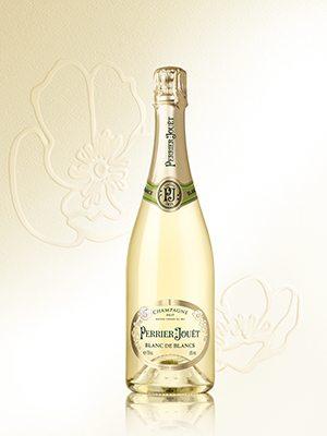 愛上優雅的「白中白」香檳