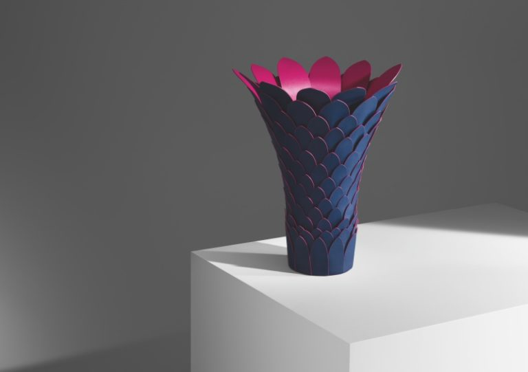 Humberto與Fernando Campana設計的Tropicalist花瓶