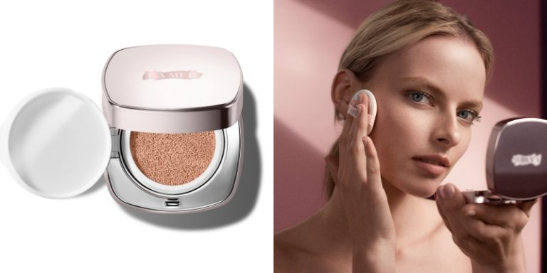 La Mer The Luminous Lifting Cushion Foundation 亮肌妍塑氣墊粉餅SPF20 HK$950/12g x 2