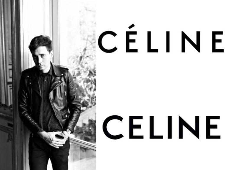 自從CELINE新任創意總監Hedi Slimane上任之後,一似乎決心為品牌來過大改變