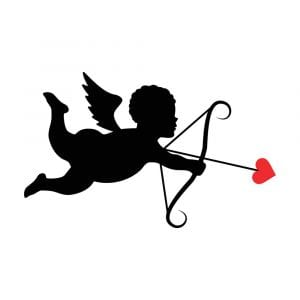 傳說中愛神丘比特的箭頭正是因爲鑲上粉鑽而能施展愛的魔法