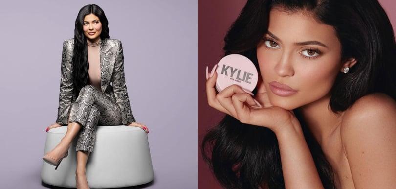破FB教主紀錄!Kylie Jenner 21歲成最年輕富豪 78億身家登《福布斯》