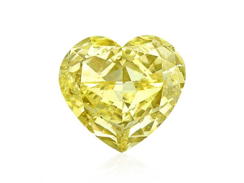 彩鑽看到比較多的切割是:心形及(HEART)