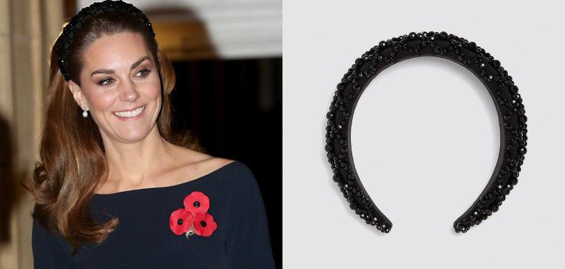 Kate Middleton不用$200的髮箍,原來出自她這個愛牌!