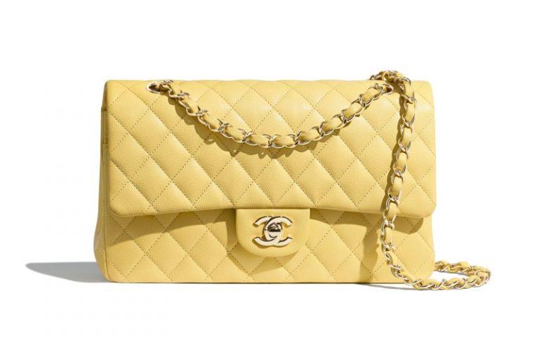 Chanel粉色系手袋
